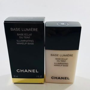 Chanel Base Lumière Illuminating Makeup Base